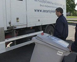 paper shredding louth, document shredding louth, data destruction louth