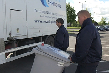 paper shredding munster, shredding services, data destruction munster