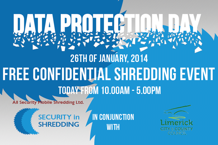 data protection shredding