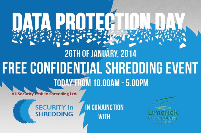data protection shredding