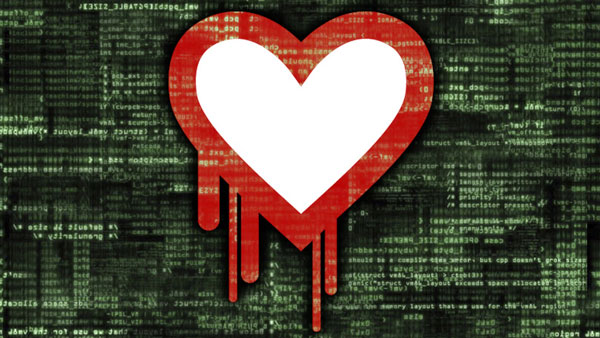 Heartbleed Data Theft