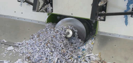 confidential shredding, clean desk policy