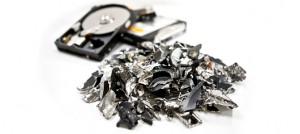 harddrive destruction, Media Destruction, Confidential Shredding Service