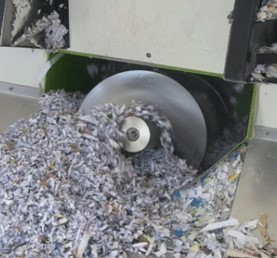 off site confidential shredding